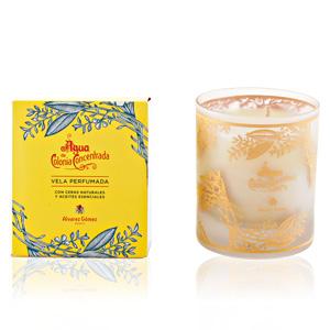 Alvarez Gomez AGUA DE COLONIA concentrada vela perfumada perfume