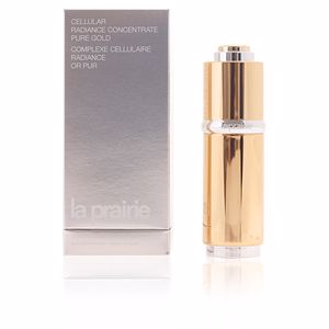 Effet flash RADIANCE cellular concentrate pure gold La Prairie
