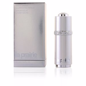 Anti blemish treatment cream WHITE CAVIAR illuminating serum La Prairie
