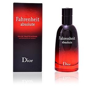 Dior FAHRENHEIT ABSOLUTE  perfume
