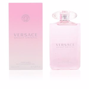 Gel de banho BRIGHT CRYSTAL perfumed bath and shower gel Versace