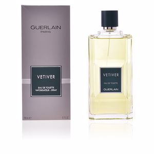 VETIVER eau de toilette vaporizador 200 ml