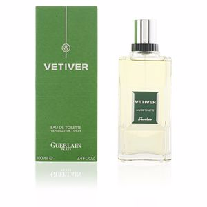 VETIVER eau de toilette vaporizador 100 ml