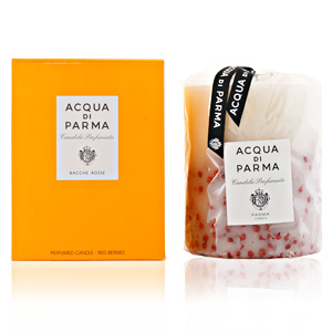 Acqua Di Parma CANDLE red berries perfume