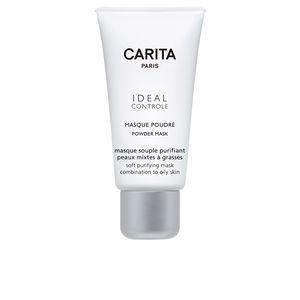 Face mask IDÉAL CONTROLE masque poudré Carita