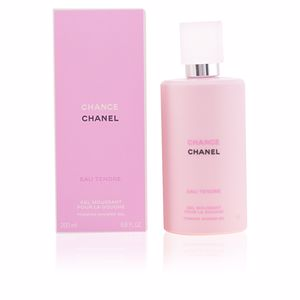 Shower gel CHANCE EAU TENDRE foaming shower gel Chanel