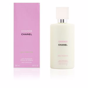 Hidratante corporal CHANCE EAU FRAÎCHE lait fondant pour le corps Chanel