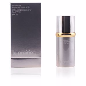 Anti aging cream & anti wrinkle treatment RADIANCE cellular emulsion SPF30 La Prairie