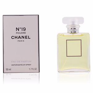 Nº 19 POUDRÉ eau de parfum vaporizador 50 ml