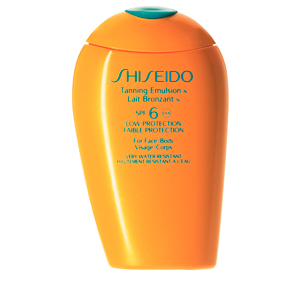 Corporales TANNING emulsion SPF6 Shiseido