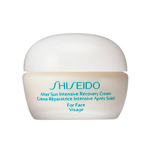 Gesichtsschutz AFTER SUN intensive recovery cream Shiseido