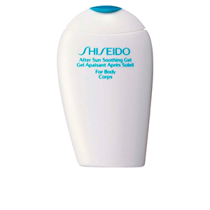 Faciales AFTER SUN soothing gel Shiseido