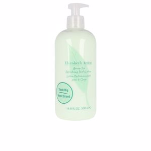 Body moisturiser GREEN TEA refreshing body lotion Elizabeth Arden