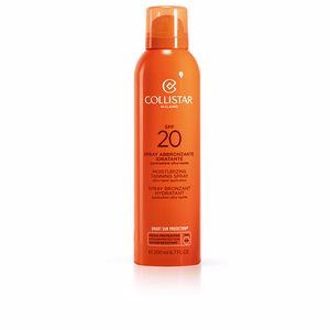 Body MOISTURIZING  TANNING spray SPF20 Collistar