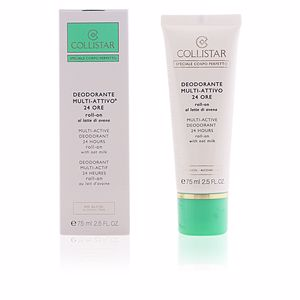 Desodorizantes PERFECT BODY multi-active deodorant 24h roll-on Collistar