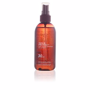 Lichaam TAN & PROTECT oil spray SPF30