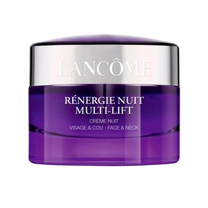 Anti aging cream & anti wrinkle treatment - Skin tightening & firming cream  RÉNERGIE MULTI-LIFT crème nuit Lancôme
