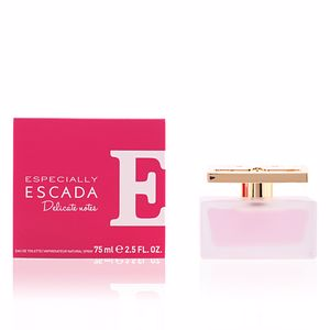 ESPECIALLY ESCADA DELICATE NOTES eau de toilette vaporizador 75 ml