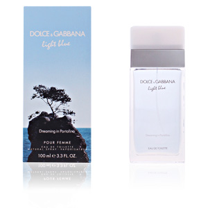 LIGHT BLUE DREAMING IN PORTOFINO eau de toilette vaporizzatore