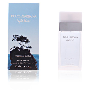 LIGHT BLUE DREAMING IN PORTOFINO edt vaporizador 50 ml
