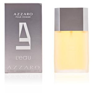 AZZARO POUR HOMME L'EAU eau de toilette vaporizador 100 ml