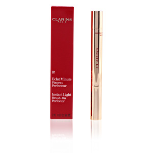 Highlighter makeup ECLAT MINUTE pinceau perfecteur Clarins