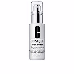 Cremas Antimanchas EVEN BETTER skin tone correcting lotion SPF20 Clinique