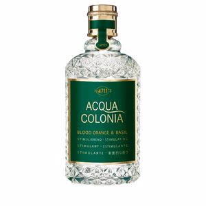 4711 ACQUA COLONIA Blood Orange & Basil parfum