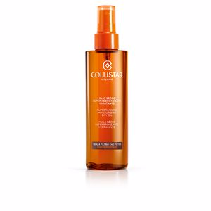 Corps SUPERTANNING dry oil water resistant Collistar