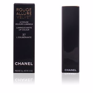 Lipsticks ROUGE ALLURE VELVET Chanel