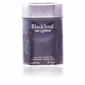 BLACK SOUL eau de toilette spray 50 ml