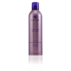 Hair styling product CAVIAR ANTI-AGING working hairspray Alterna