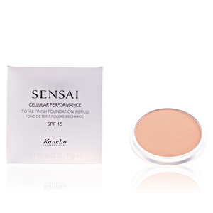 Fondation de maquillage SENSAI CELLULAR TF foundation recharge Kanebo Sensai