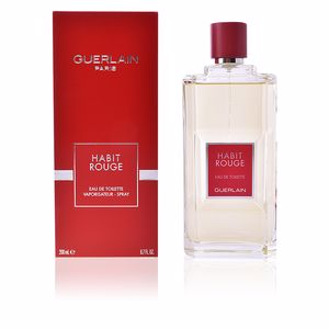 HABIT ROUGE eau de toilette vaporizador 200 ml