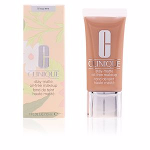 Foundation Make-up STAY-MATTE oil-free makeup
