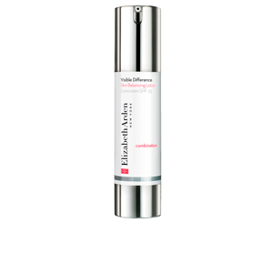 Face moisturizer VISIBLE DIFFERENCE balancing lotion SPF15 Elizabeth Arden