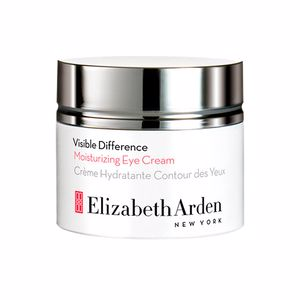 Dark circles, eye bags & under eyes cream VISIBLE DIFFERENCE moisturizing eye cream Elizabeth Arden