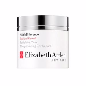 Flitseffect VISIBLE DIFFERENCE peel  reveal revitalizing mask Elizabeth Arden