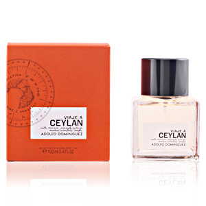 Adolfo Dominguez, VIAJE A CEYLAN eau de toilette spray 100 ml