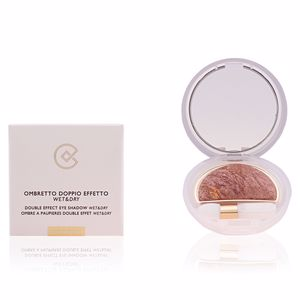 DOUBLE EFFECT eye shadow wet & dry #04-beige rosé