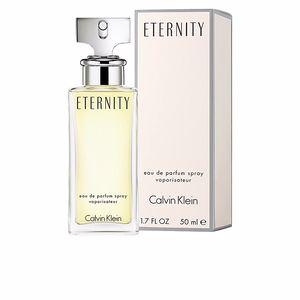 ETERNITY eau de parfum spray 50 ml