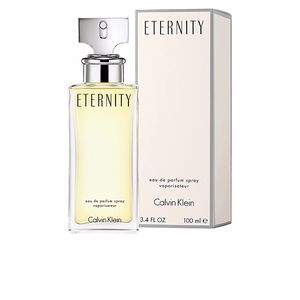 ETERNITY eau de parfum spray 100 ml