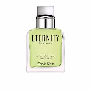 Calvin Klein, ETERNITY MEN eau de toilette vaporizador 100 ml