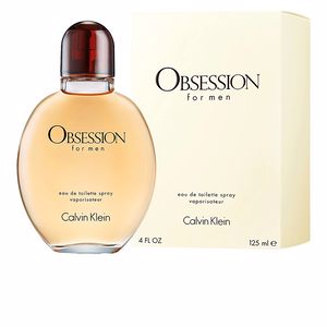 OBSESSION FOR MEN eau de toilette vaporizador 125 ml