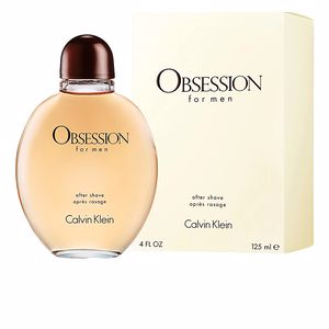 Rasierwasser OBSESSION FOR MEN after-shave Calvin Klein