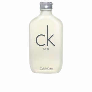 CK ONE eau de toilette vaporizador 100 ml