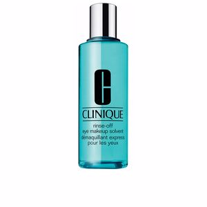 Make-up remover RINSE OFF eye make-up solvent Clinique