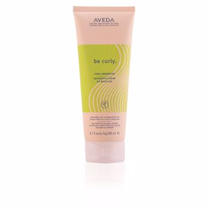 Hair styling product BE CURLY curl enhancing lotion Aveda