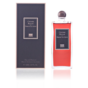 I Smell Therefore I Am: Serge Lutens Chypre Rouge: A Review