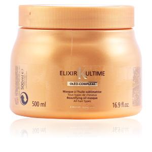 ELIXIR ULTIME masque à l'huile sublimatrice 500 ml
